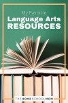 My Favorite Language Arts Resources