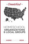 Connecticut Homeschool Organizations and Local Groups - TheHomeSchoolMom.com