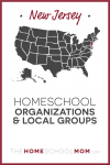 New Jersey Homeschool Organizations and Local Groups - TheHomeSchoolMom.com