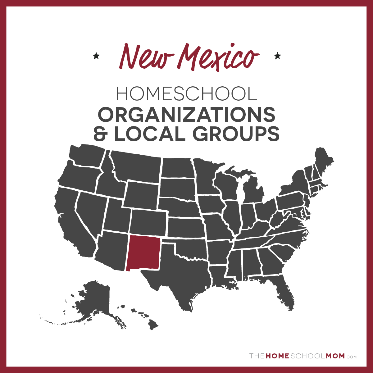 New Mexico Homeschool Organizations and Local Groups - TheHomeSchoolMom.com