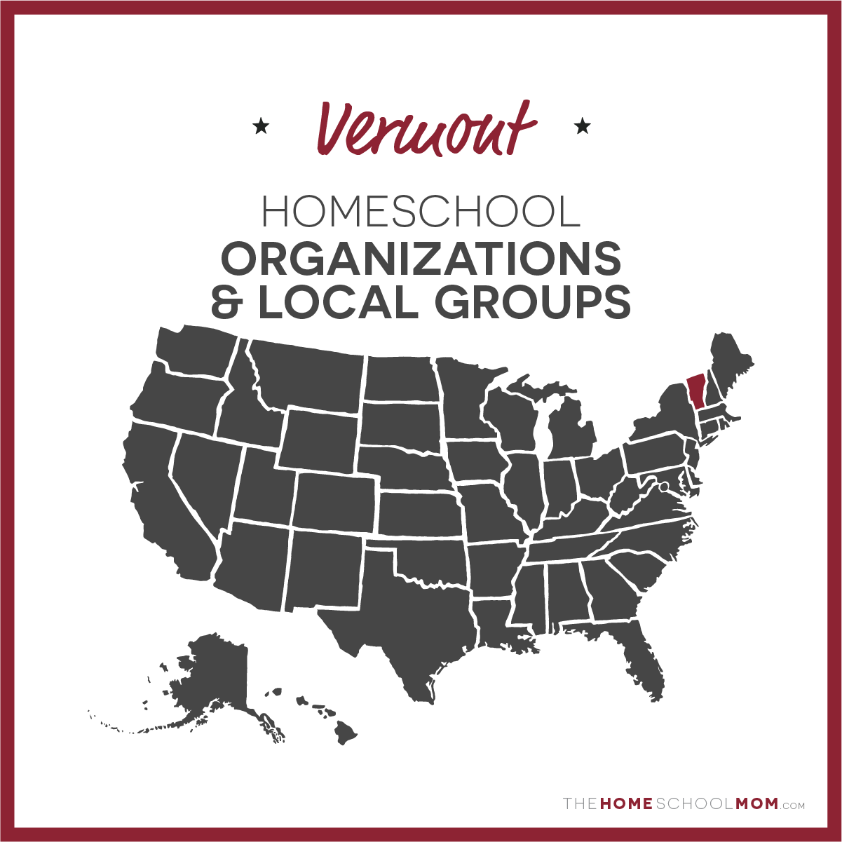 Vermont Homeschool Organizations and Local Groups - TheHomeSchoolMom.com