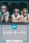 50+ Audiobooks to Keep Kids Entertained on Your Summer Road Trip
