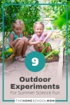9 Outdoor Experiments for Summer Science Fun