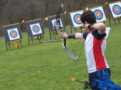 TheHomeSchoolMom: Archery's Hot