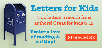 Rumpus Letters for Kids