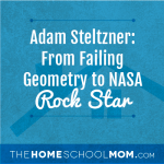 Adam Steltzner: From Failing Geometry to NASA Rock Star
