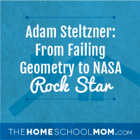 "Adam Steltzner: From Failing Geometry To NASA ""Rock Star"""