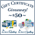 All About Learning $50 Gift Certificate