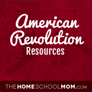 Resources for studying the American Revolution