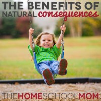 How Natural Consequences Benefit Children