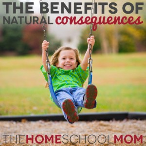 How Natural Consequences Parenting Benefits Children