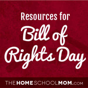 Resources for studying Bill of Rights Day
