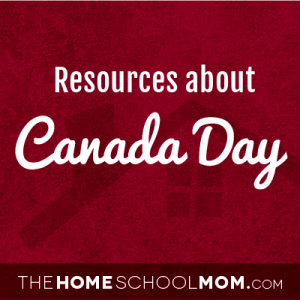 Canada Day Resources