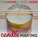 Autumn Craft: Candle Making