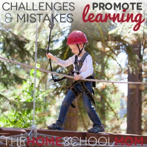 Challenges & Mistakes Promote Learning