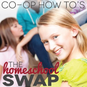 TheHomeSchoolMom Blog: What is a Homeschool Swap?