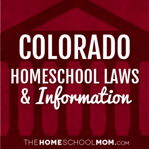 Homeschooling in Colorado