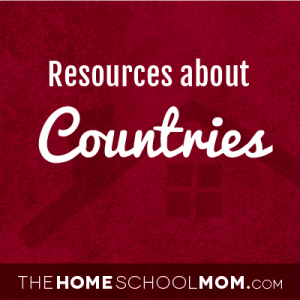 Resources about countries