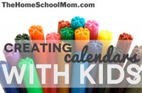 Creating a Calendar with Children