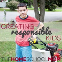 Creating Responsible Kids