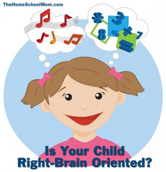 thehomeschoolmom is your child right brained take this right brain left