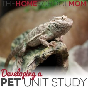 Ideas for Creating a Pet Unit Study
