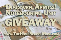 Giveaway: Discover Africa!