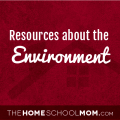 Resources about the environment