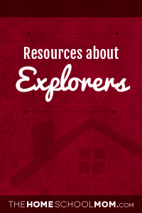 Resources about explorers