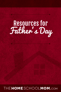 Resources for Father's Day