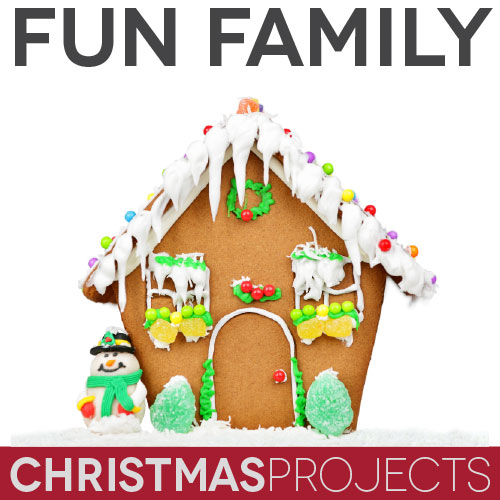 TheHomeSchoolMom: Fun Family Christmas Projects