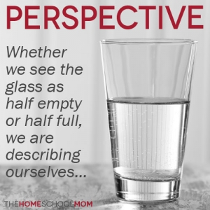 TheHomeSchoolMom Blog: Modeling perspective