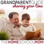 Grandparent Guide: Sharing Your Time