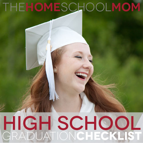 High School Graduation Checklist