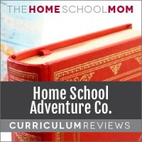 Home School Adventure Co. Reviews
