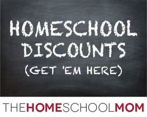 Educator discounts for homeschoolers thehomeschoolmom homeschool discounts get em here fandeluxe Images