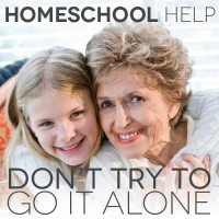Homeschooling With… Not Just Mom