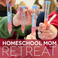 Homeschool Mom Retreats for $25? Really?