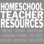 Homeschool Teacher Resources