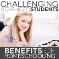 Homeschooling Advanced Students