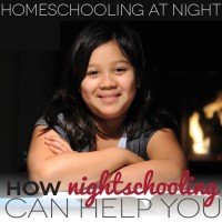 Homeschooling at Night: How Nightschooling Can Work for You