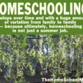 TheHomeSchoolMom: Trying Homeschooling Over the Summer
