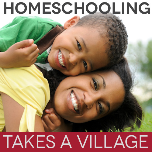Homeschooling: It takes a village