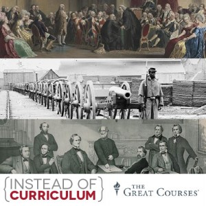 Instead of Curriculum: The Great Courses Review
