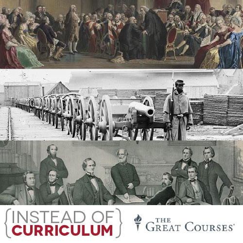 Instead of Curriculum: The Great Courses