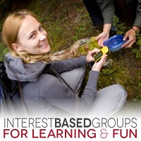 Interest-Based Groups For Learning & Fun