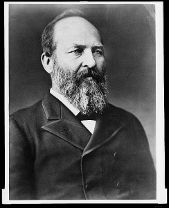 TheHomeSchoolMom President Resources: James A. Garfield