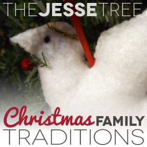TheHomeSchoolMom: The Jesse Tree