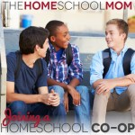 TheHomeSchoolMom Blog: Joining a Homeschool Co-op