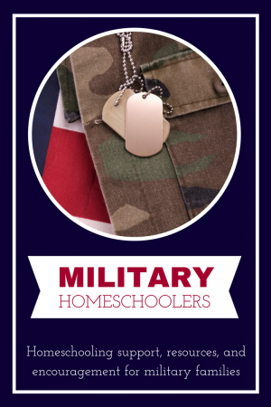 TheHomeSchoolMom: Support for Military Homeschoolers